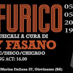 Soulfurico @ Clausim Cafè   selezioni musicali a cura di Menny Fasano - Giovinazzo [05.05.2019] 3.3