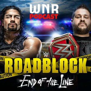 WNR81 WWE ROADBLOCK 2016