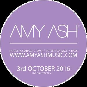 Amy Ash live on EffectFM 031016 // UKG & Bass
