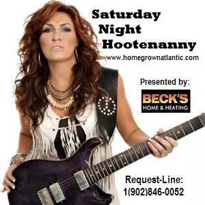 P.E.I.'s Homegrown Atlantic Saturday Night Hootenanny Radio ~ Saturday, May 13, 2017