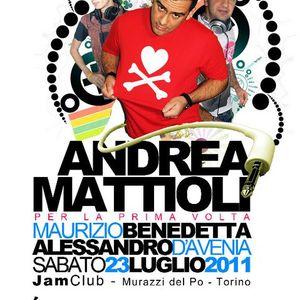 Andrea Mattioli @  Famiglia Losca c.o JAM [Torino - Italy 23.07.2011]