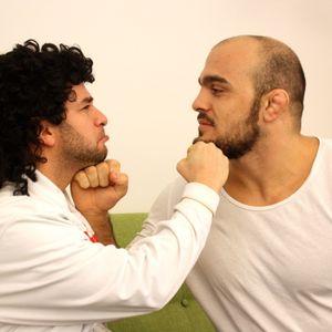 LAF får spö av MMA-fightern Ilir Latifi!