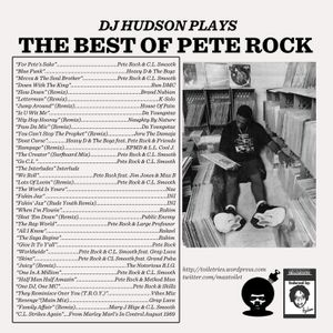DJ Hudson Plays The Best of Pete Rock - Side 2
