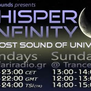 INFINITY SOUNDS pres. WHISPER OF INFINITY 028