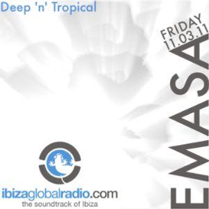 Deep 'n' Tropical@IbizaGlobalRadio