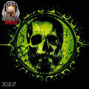 Hard Rock Hell Radio - Atom Heart Mutha  - 30th June 2017
