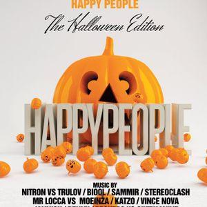 Beckero vs Sixty69nine - Happy People promo