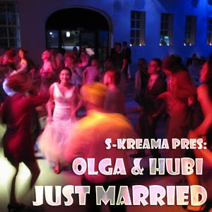 S-KREAMA - Olga and Hubi just married