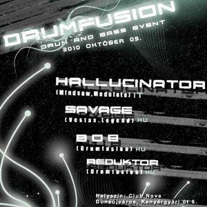 Savage - Drum Fusion podcast 001 20101229