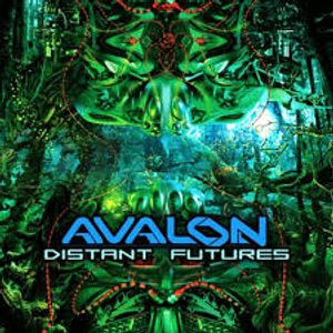 Avalon Distant Futures ( Mixed By Dj Eddie B)