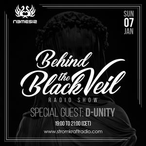Nemesis - Behind The Black Veil #034 Guest Mix (D-Unity)