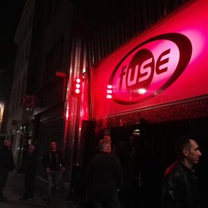 Dave Clarke (Skint, White Noise) @ Dave Clarke`s Birthday Party, Fuse Club - Brussel (16.09.2017)