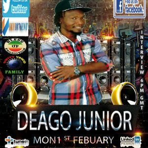 THE FULLY LOADED SHOW [DEAGO JUNIOR INTERIEW]