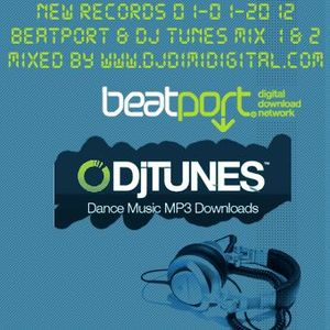 Dj Dimidigital Present New record's 01-01-2012 Beatport & Dj Tunes Mix 2