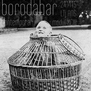 LTJ ANS – contemporary.modul XCII / 17.11.15 at borodabar