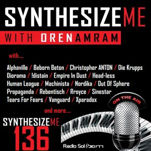 Synthesize me #136 - 06/09/2015 - hour 1