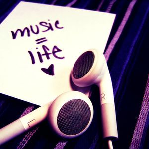 Music is the Quiet in the Storm