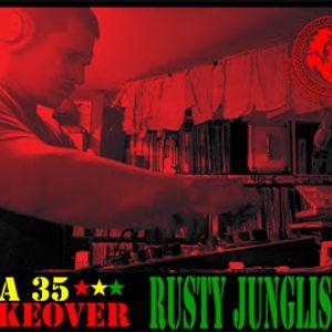 TRA35: Rusty Junglist: V019