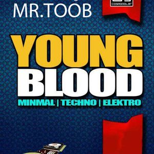 MR.TOOB @ Young Blood 11.11.2o11 Cosmopolar EF