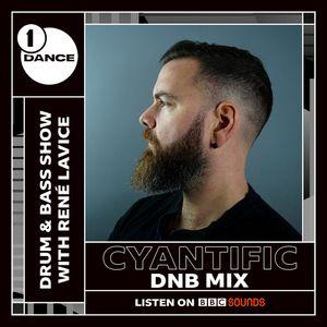 Cyantific FM 073 - In The Mix On BBC R1