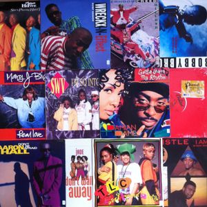 New Jack Swing Mix Vol.5 (1992)