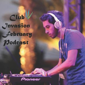 Club Invasion February PODCAST - Josh