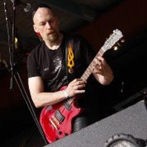 Rich Davenport's Rock Show 01 Dec 2011 - Janne Stark (Overdrive, Locomotive Breath)  Interview
