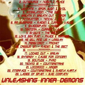 Unleashing Inner Demons (mixed by Shinanigans)