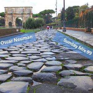 Oscar Neuman - Sunday Mix 99 (26.08.2012)