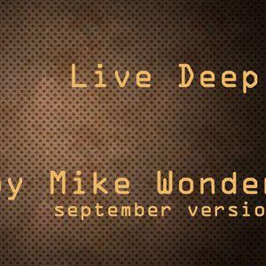 Mike Wonder – LIVE mix /September 2015/
