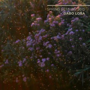 Spring session 2015 - Gabo Lora