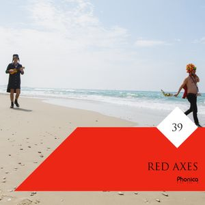 Phonica Mix Series 39: Red Axes