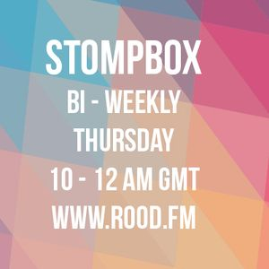 Stompbox RoodFM - Week 7 - No Guestmix