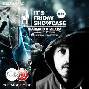 Diarmaid O Meara - It's Friday Showcase 09.01.15