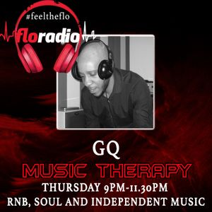 Music Therapy on floradio Thursday 16-11-17 – GQ (Neo Soul, Independent Music)