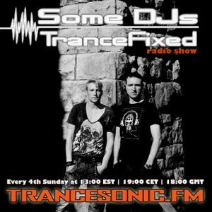 TranceFixed 008 b2b2b special feat Mike Beaumont and Loz Howlett