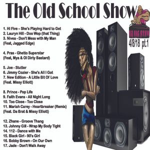 Dj Big Stew - R&B Old School Mix 4818 pt.1