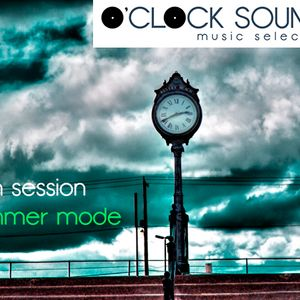 O'CLOCK SOUNDS in session SUMMER MODE