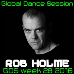 Global Dance Session Week 28 2016 Cheets With Rob Holme