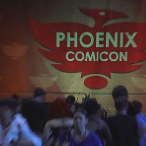Phoenix Comicon 2016 Roundup (Day 1)