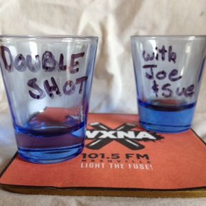 Double Shot with Joe & Sue on WXNA - Pilot