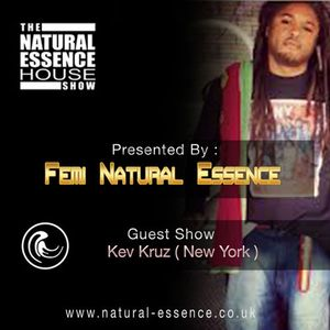 The Natural Essence House Show EP# 126 - Kev Kruz
