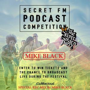 Secret FM Radio Secret Garden Party 2015 - Mike Black
