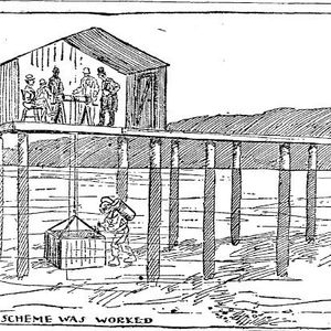 The Great Saltwater Gold Hoax of Lubec, Maine