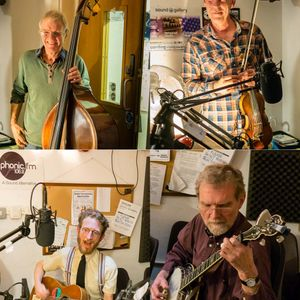 Common Ground on Phonic FM 10/03/14 with live music from The Kestor Stringband