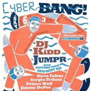 Go BANG!'s Sergio Fedasz for Cyber BANG! February 2021
