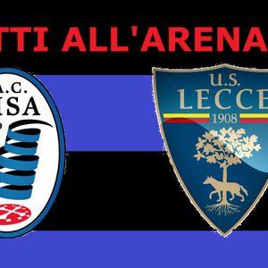 Discòrzi Neràzzurri - Pisa Lecce 1 - 0