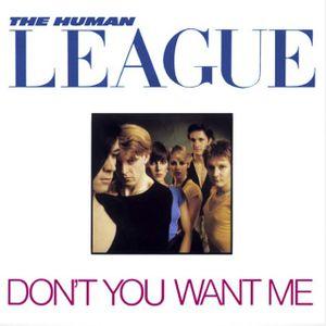 Human League - Don't You Want Me (Dave Pineda Extendit Bootleg)