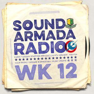 Sound Armada Radio Show Week 12 - 2015