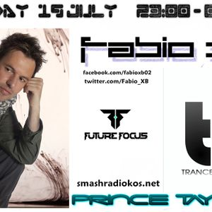 FABIO XB  -  19 JULY 2013  GUEST MIX